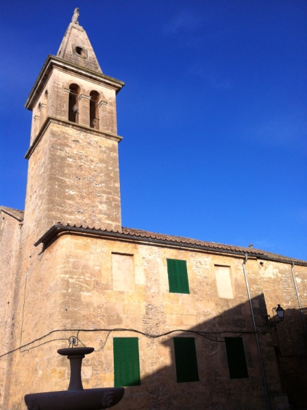 Iglesia de Biniali